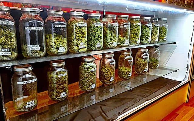 Marijuana dispensary near me